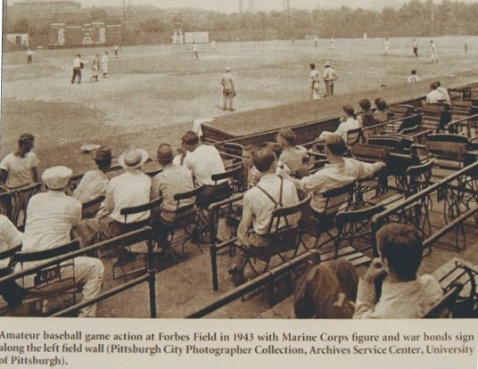 Forbes Field Seat Pittsburgh Pirates The Stadium Shoppe